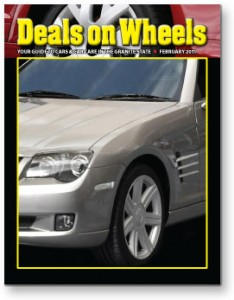 Deals on Wheels - cover