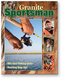 Granite Sportsman - cover