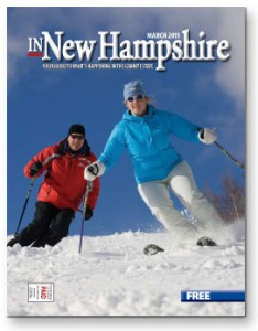 In New Hampshire - cover
