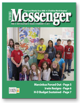 Download The Messenger - February 11, 2011 (3.3MB PDF)