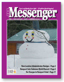Download The Messenger - February 18, 2011 (xMB PDF)