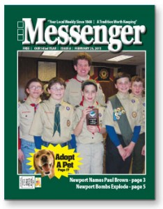 The Messenger - cover