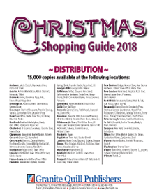 Holiday Guide Distribution Locations
