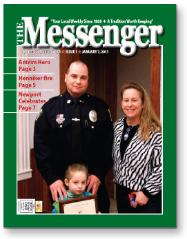 The Messenger - January 7, 2011 Issue
