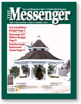 The Messenger - January 14, 2011 Issue