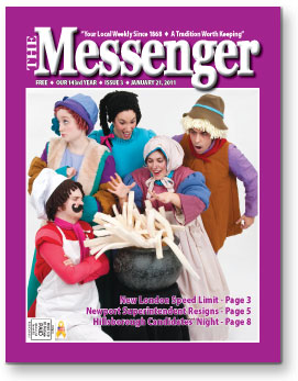 The Messenger - January 21, 2011 Issue