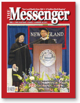 The Messenger - January 28, 2011 Issue