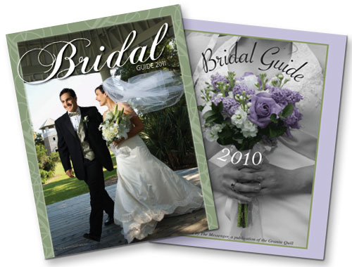 Bridal Guide covers