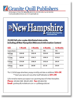 Download In New Hampshire Rate Sheet
