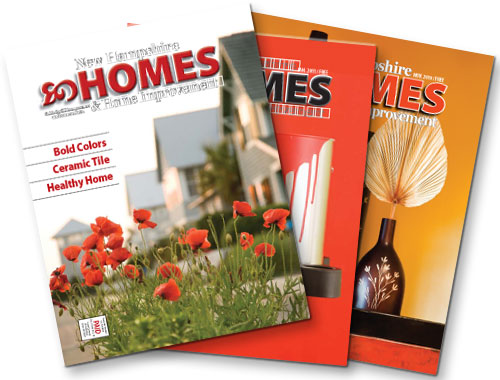 NH Homes & Home Improvement - fanned covers