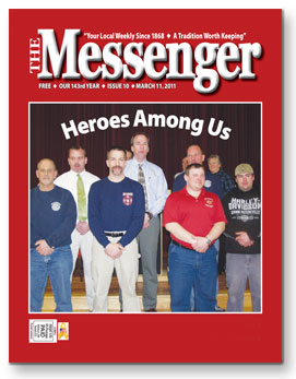 Download The Messenger - March 11, 2011 (pdf)