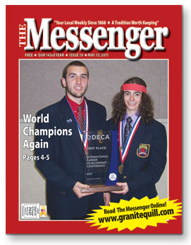 Download The Messenger - May 13, 2011 (pdf)