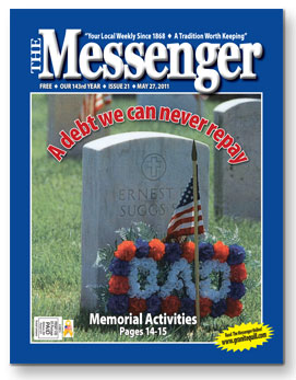 Download The Messenger - May 27, 2011 (pdf)