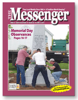 Download The Messenger - June 3, 2011 (pdf)