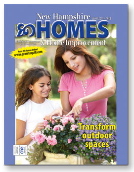 Download New Hampshire Homes & Home Improvement - June 2011 (pdf)