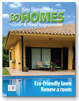 Download New Hampshire Homes & Home Improvement - July 2011 (pdf)