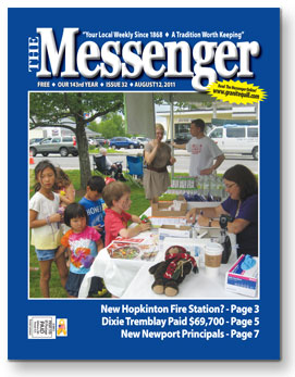 Download The Messenger - August 12, 2011 (pdf)