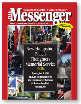 Download The Messenger - October 7, 2011 (pdf)