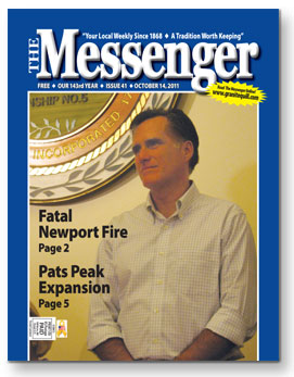 Download The Messenger - October 14, 2011 (pdf)