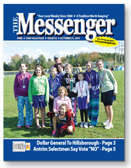 Download The Messenger - October 21, 2011 (pdf)