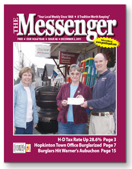 Download The Messenger - December 2, 2011 (pdf)