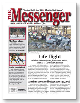 Download The Messenger - Jan. 6, 2012 (pdf)