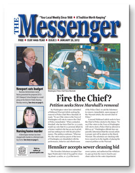 Download The Messenger - Jan. 20, 2012 (pdf)