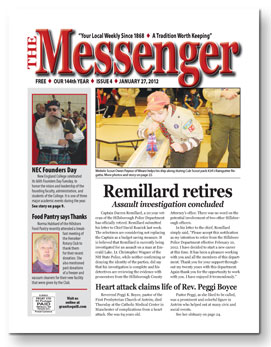 Download The Messenger - Jan. 27, 2012