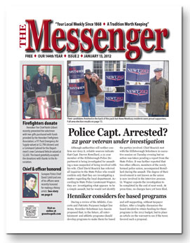 Download The Messenger - Jan. 13, 2012 (pdf)