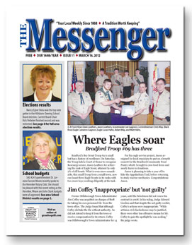 Download The Messenger - March 16, 2012 (pdf)