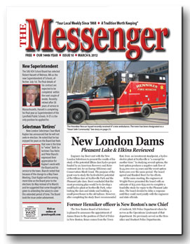 Download The Messenger - March 9, 2012 (pdf)