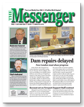 Download The Messenger - March 23, 2012 (pdf)