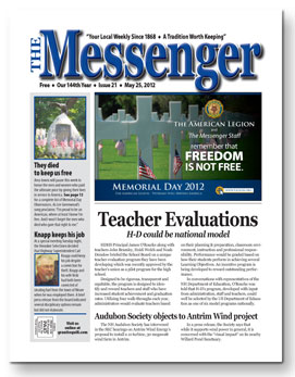 Download The Messenger - May 25, 2012 (pdf)