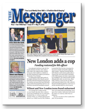 Download The Messenger - May 11, 2012 (pdf)