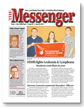 Download The Messenger - June 8, 2012 pages 1-16 (pdf)