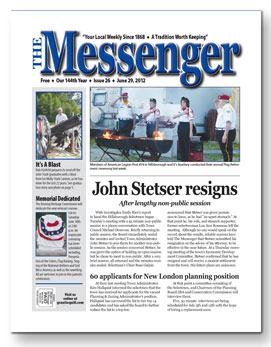 Download The Messenger - June 29, 2012 (pdf)