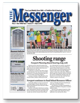 Download The Messenger - July 6, 2012 pages 1-16 (pdf)