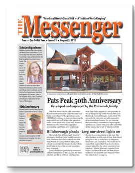 Download The Messenger - August 3, 2012 (pdf)