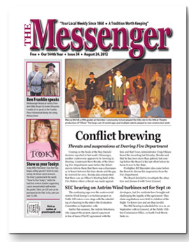 Download The Messenger - August 24, 2012 (pdf)