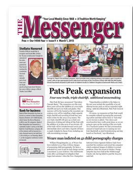 Download The Messenger - March 1, 2013 (pdf)