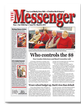 Download The Messenger - March 8, 2013 (pdf)