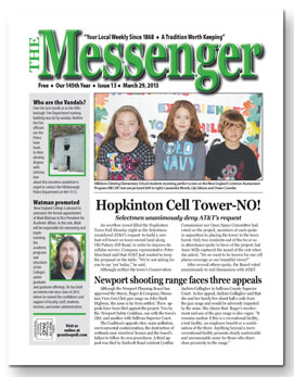 Download The Messenger - March 29, 2013 (pdf)