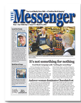 Download The Messenger - March 15, 2013 (pdf)