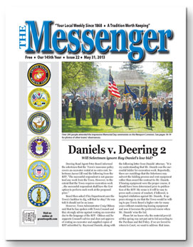Download The Messenger - May 31, 2013 (pdf)