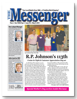 Download The Messenger - May 3, 2013 (pdf)