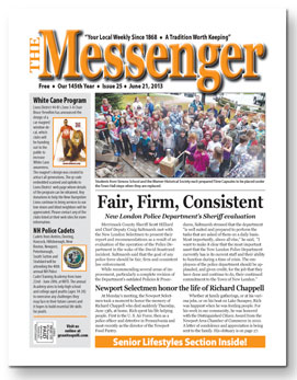 Download The Messenger - June 21, 2013 (pdf)