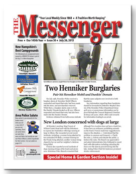 Download The Messenger - July 26, 2013 (pdf)