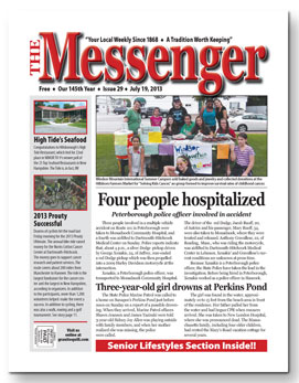 Download The Messenger - July 19, 2013 (pdf)