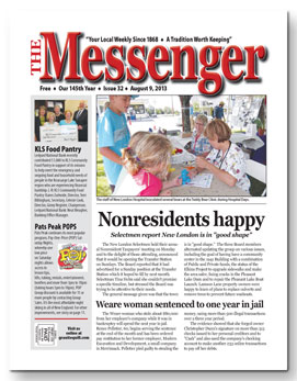 Download The Messenger - August 9, 2013 (pdf)