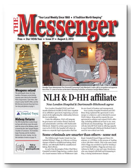 Download The Messenger - August 2, 2013 (pdf)